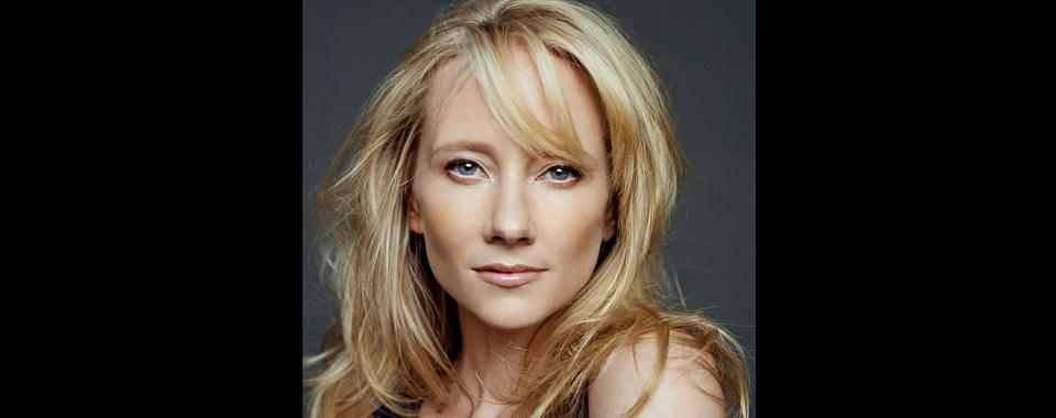 In Conversation... Anne Heche