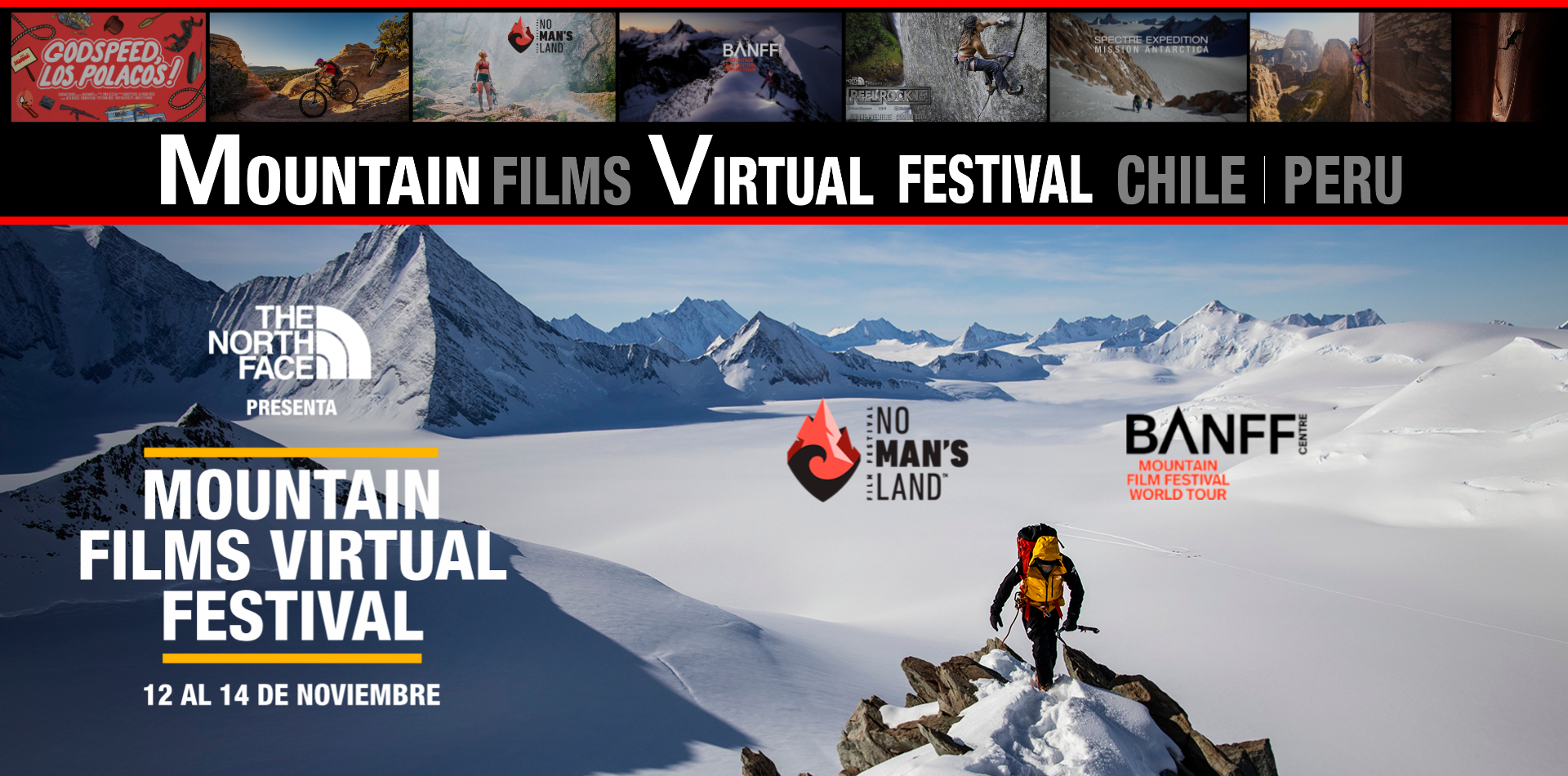 MOUNTAINFILMS VIRTUAL FESTIVAL CHILE / PERU