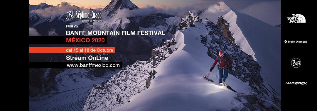 BANFF MOUNTAIN FILM FESTIVAL MEXICO
