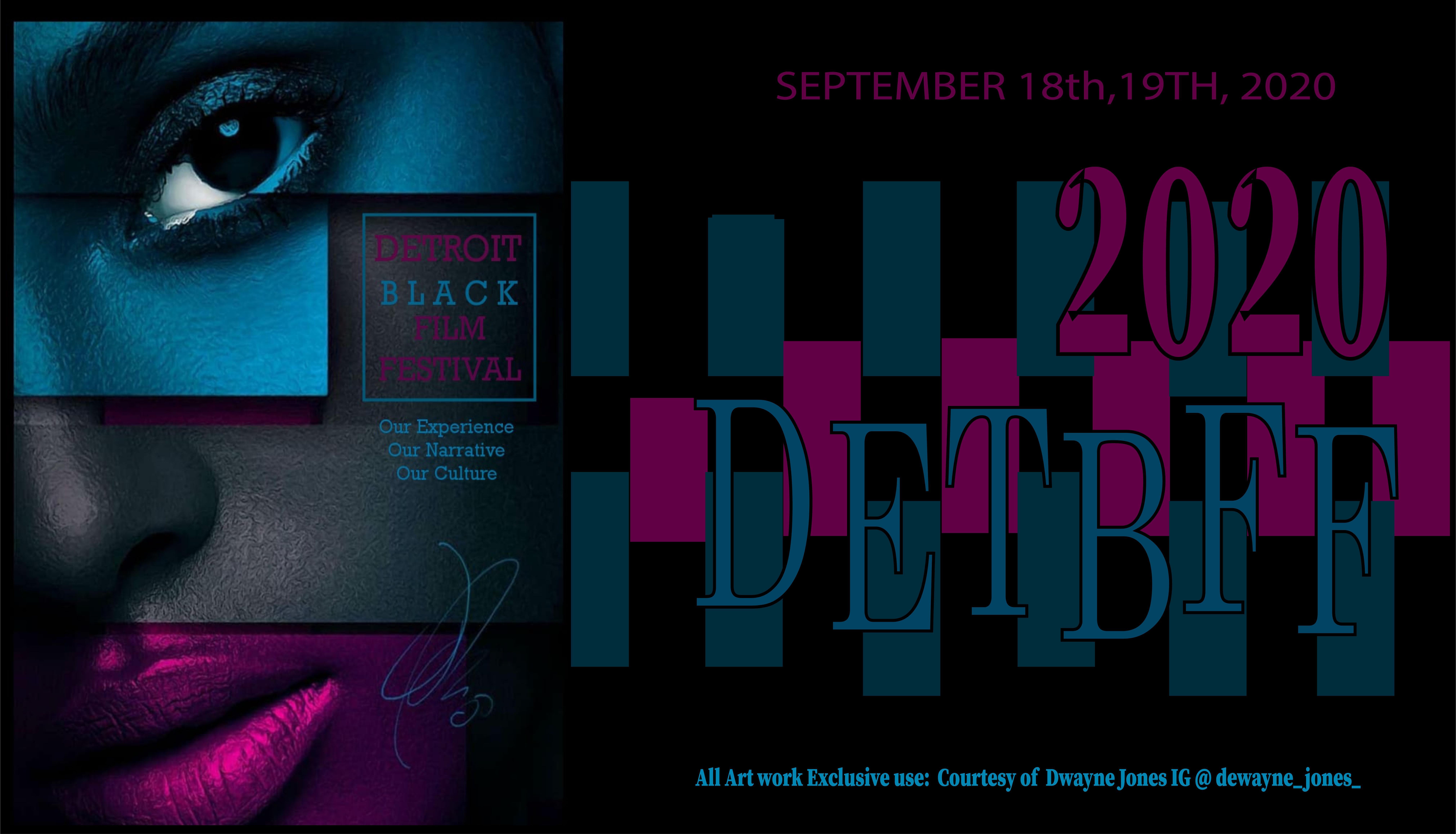 DETROIT BLACK FILM FESTIVAL (The Inaugural)
