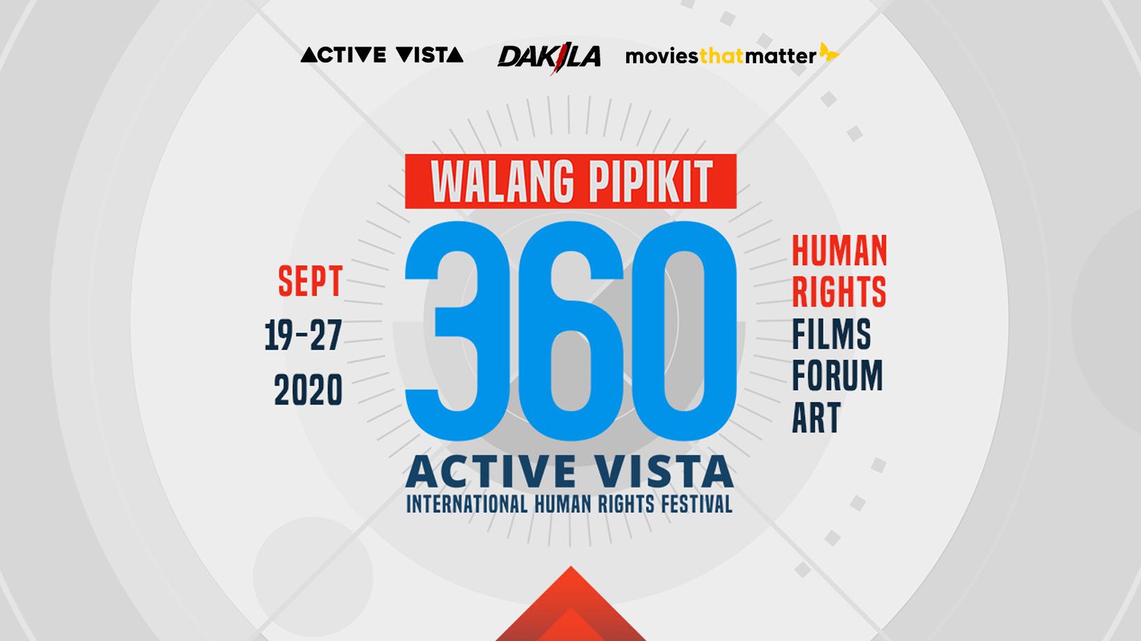 Active Vista International Human Rights Festival