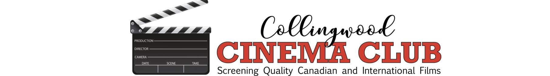 Collingwood Cinema Club 2021