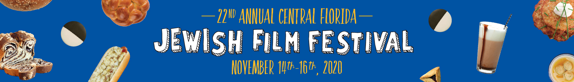 Central Florida Jewish Film Festival - 2020