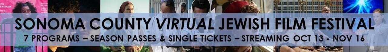 Sonoma County Virtual Jewish Film Festival 2020