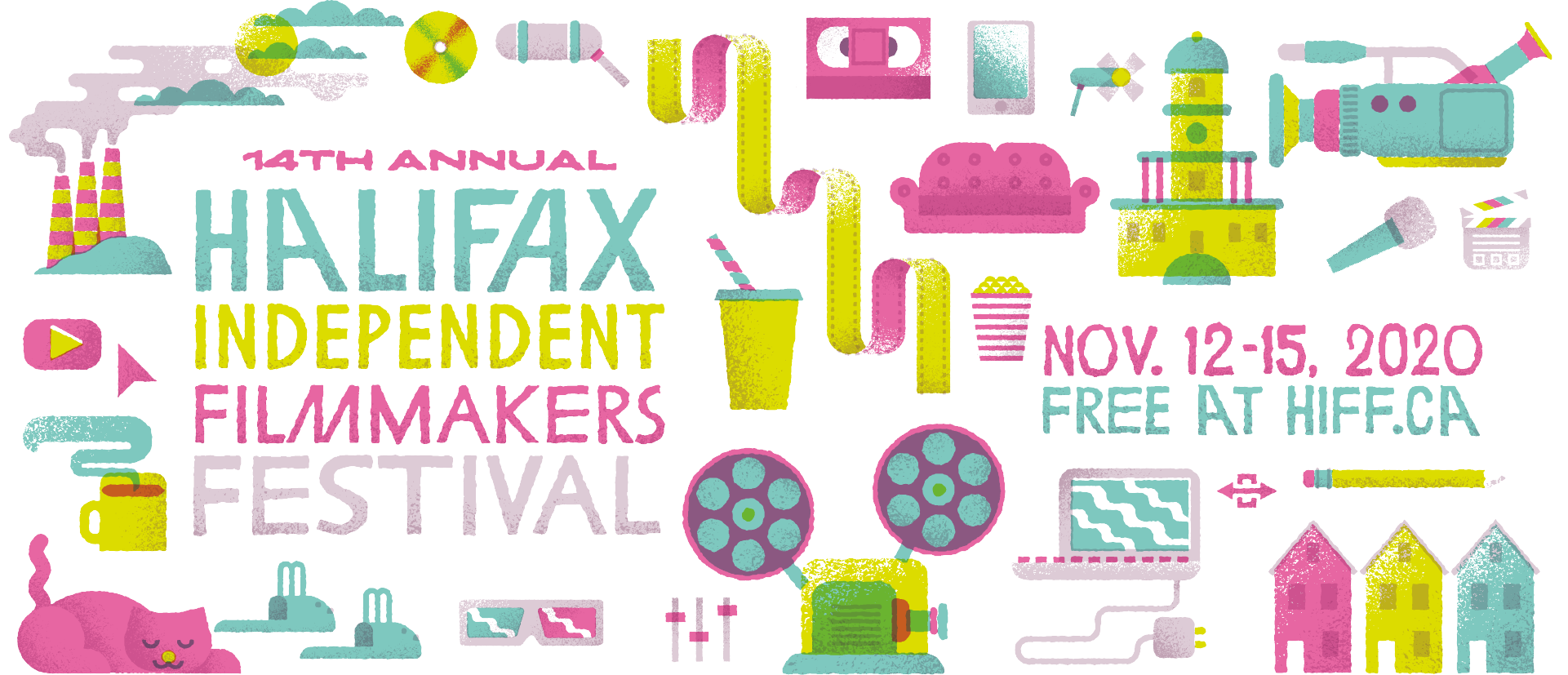 Halifax Independent Filmmakers Festival 2020