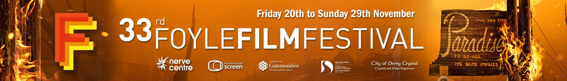 Foyle Film Festival 2020