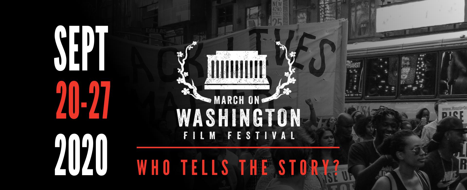 March On Washington Film Festival 2020